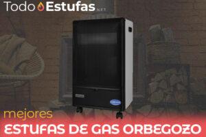 Las mejores estufas de gas Orbegozo del mercado