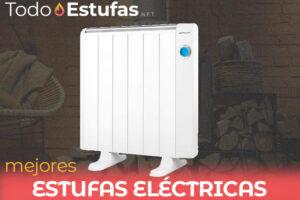 Las mejores estufas eléctricas del mercado
