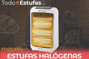 Las mejores estufas halógenas del mercado