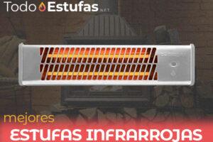 Las mejores estufas infrarrojas del mercado
