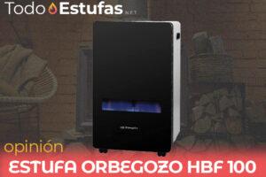 Opinión de la estufa Orbegozo HBF 100