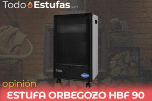 Opinión de la estufa Orbegozo HBF 90
